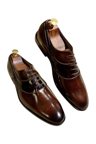 Burnished Oxfords