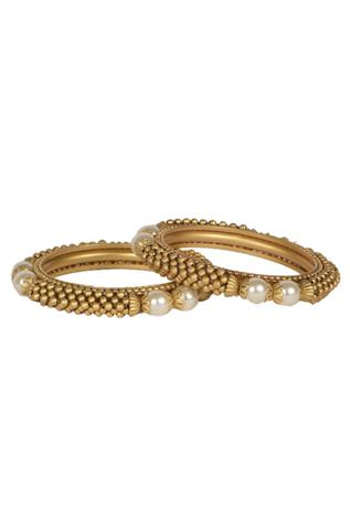 Bead Bangles (Set of 2)