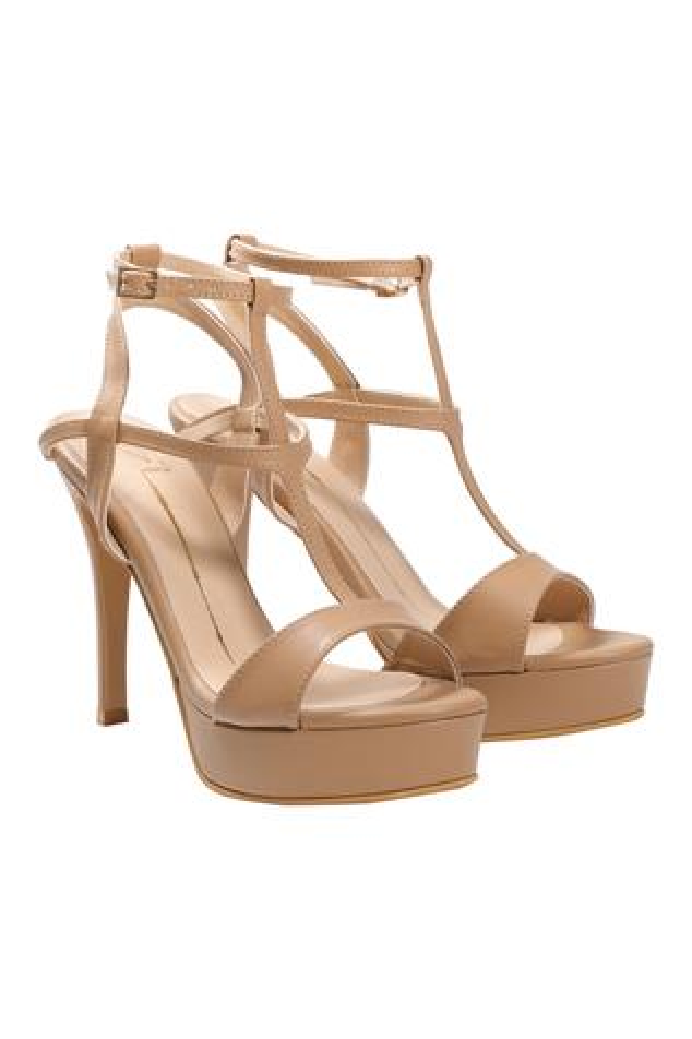 Stilettos with Ankle Strap