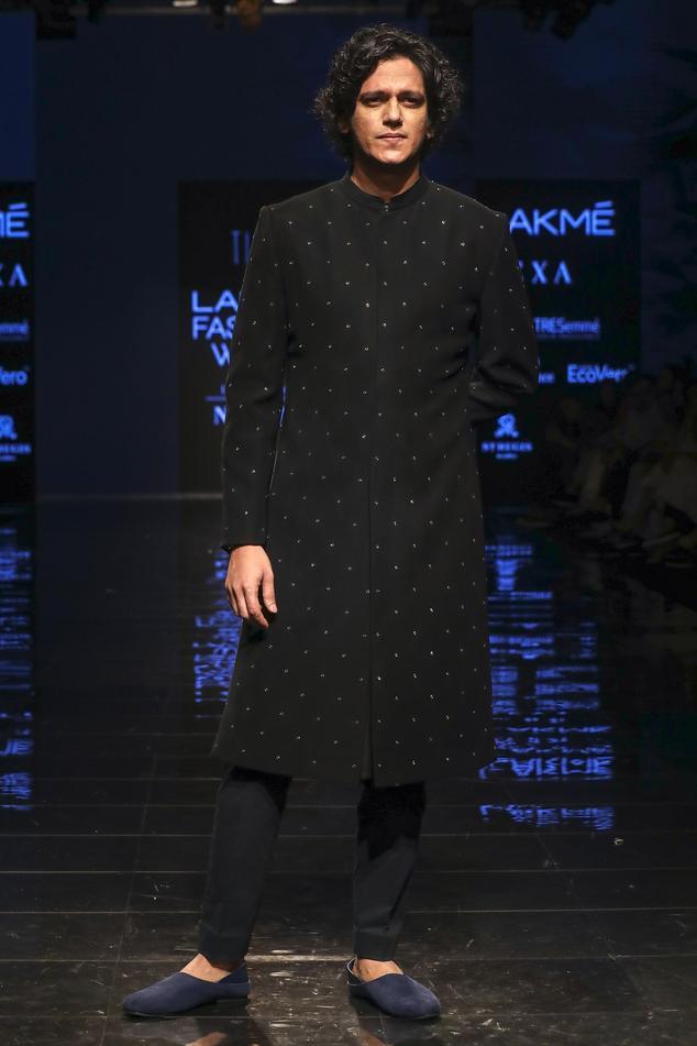 Embellished Sherwani Set
