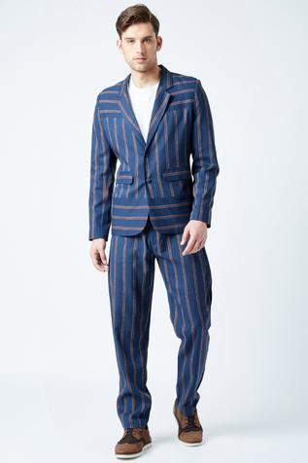 Handloom Cotton Trousers