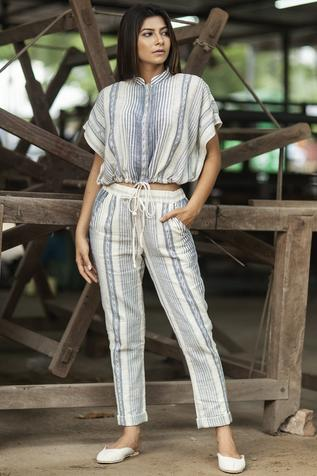 Woven Straight Pant