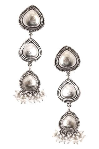 Carved Tiered Danglers