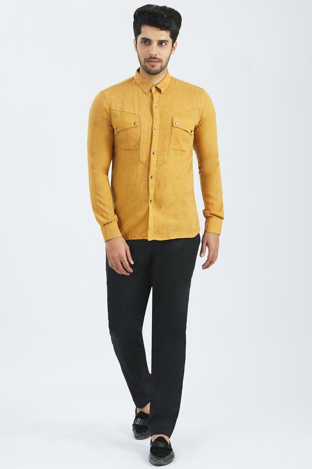 Organic Silk Shirt