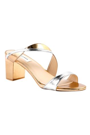 Slip On Heel Sandals