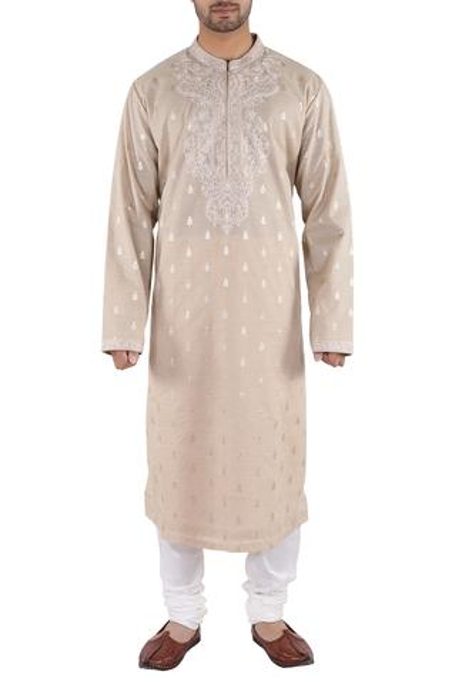Banarasi Kurta Set