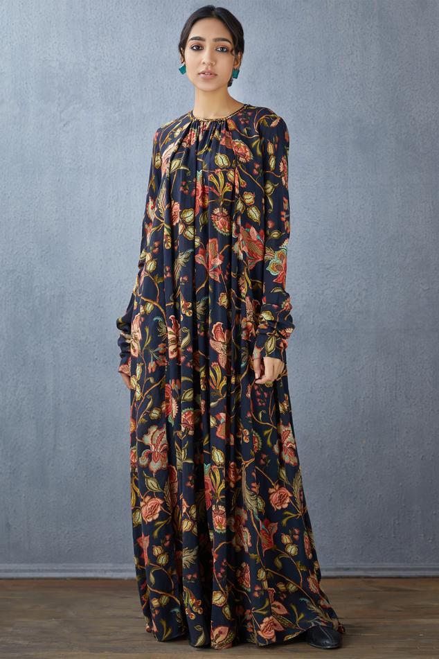 Handwoven Chanderi Dress