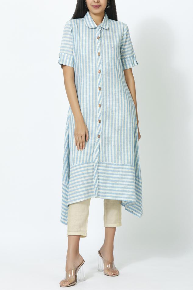 Striped Kurta