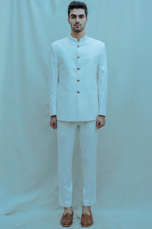 Bandhgala Pant Set