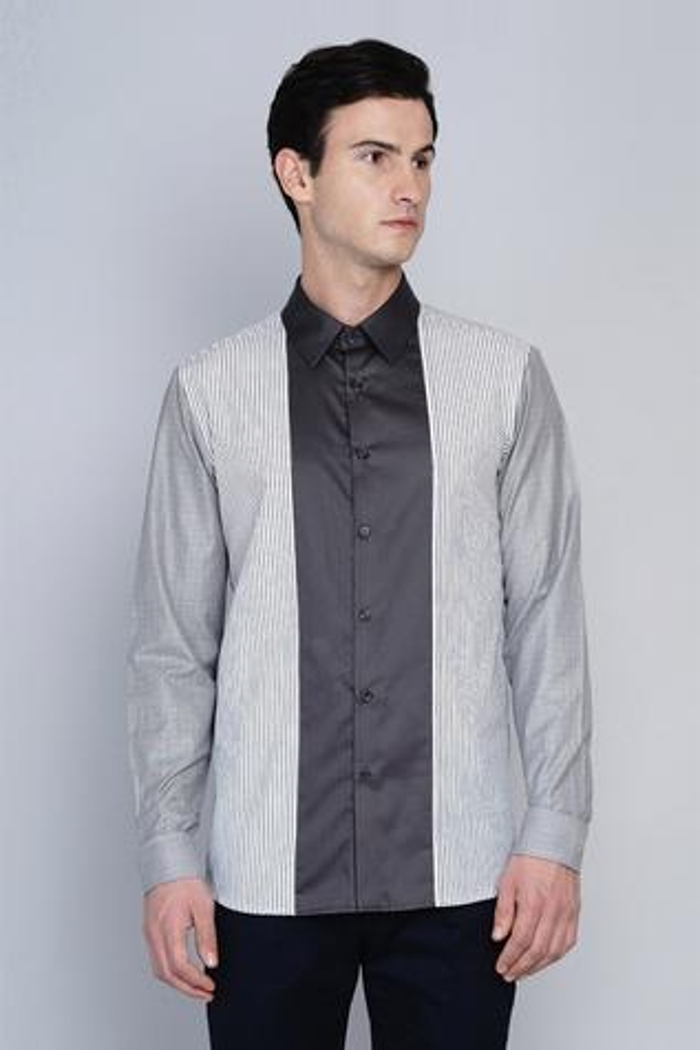 Colorblock Shirt