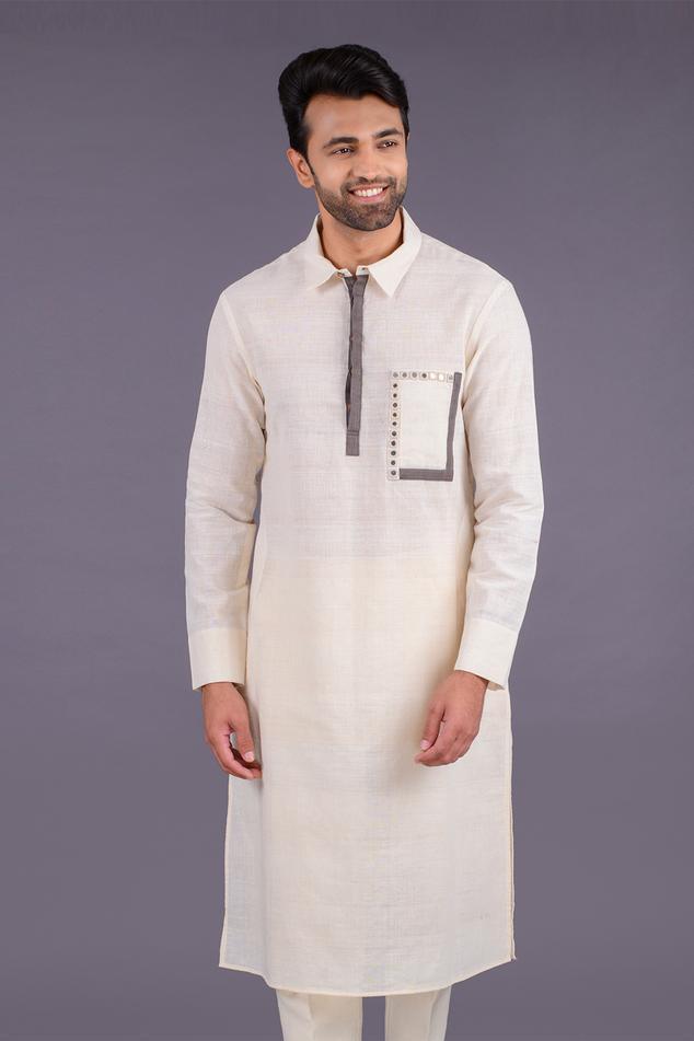 Handloom Cotton Kurta