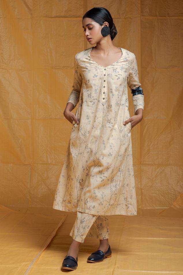 Handloom Cotton Tunic