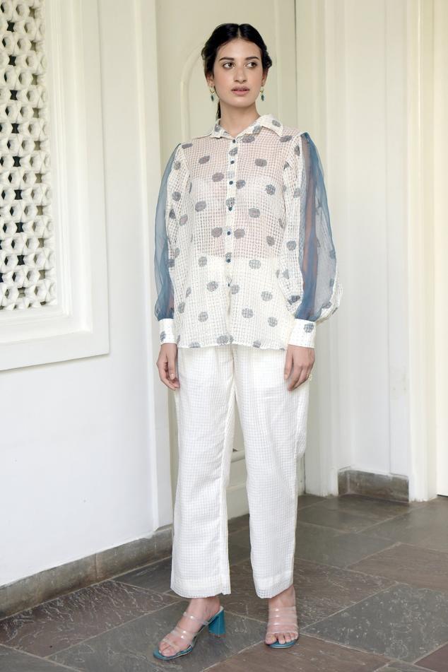 Handwoven Cotton Pant