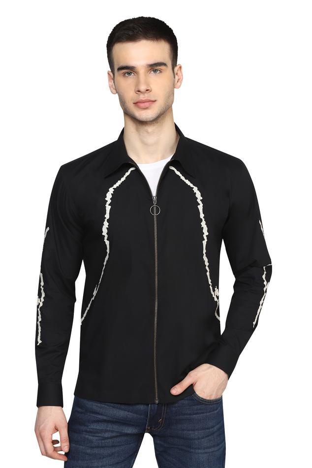 Cotton Slim-Fit Jacket