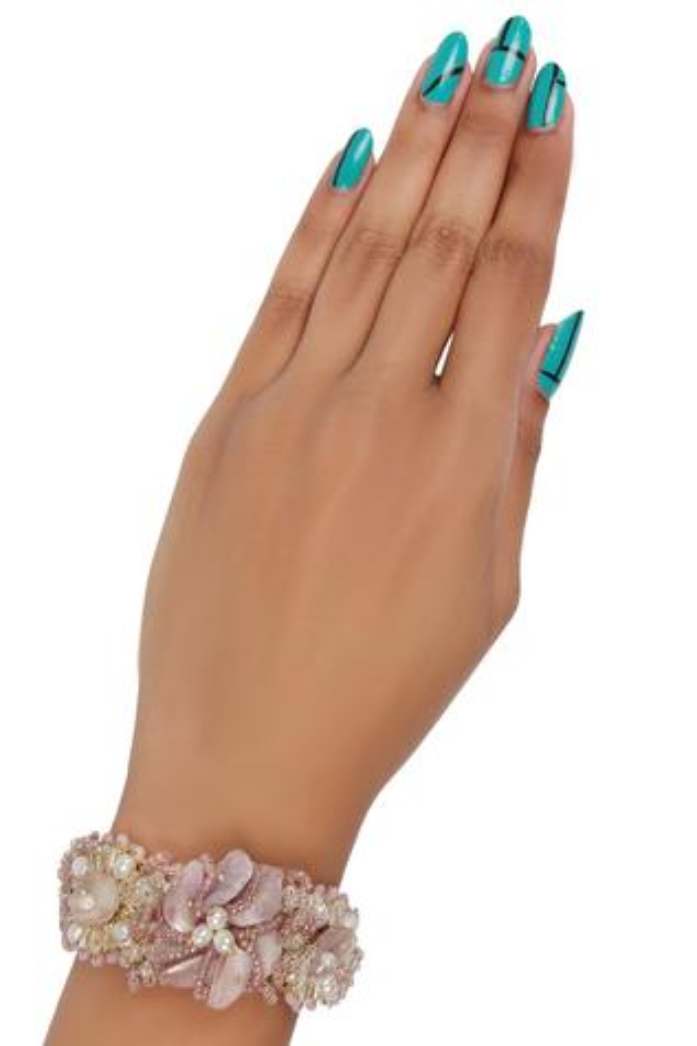 Stone Chain Bracelet