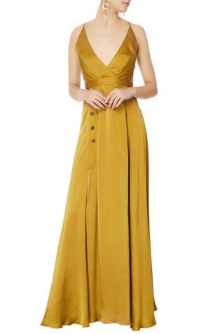 Empire Line Gown