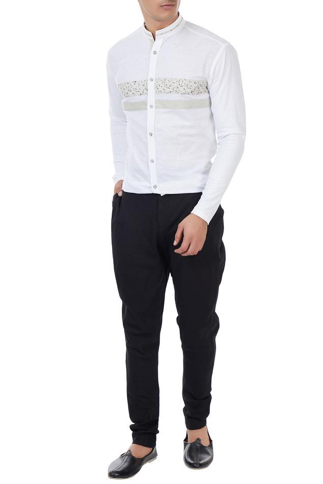 Cotton Linen Jodhpuri Pant