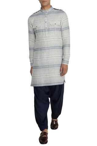 Pathani Kurta Salwar Set