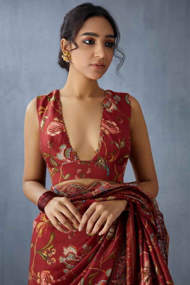 Handwoven Chanderi Blouse
