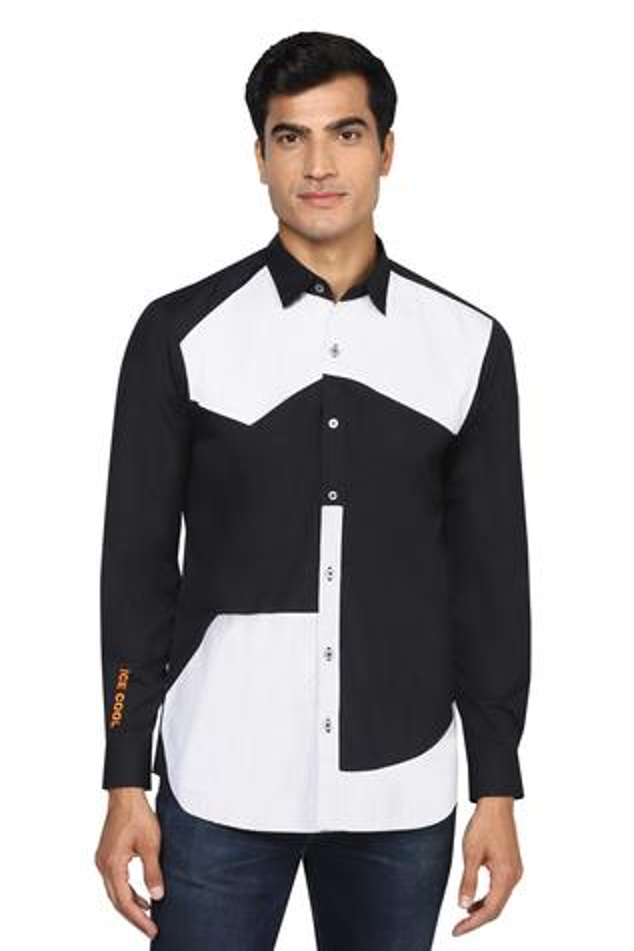 Striped Slim-Fit Shirt