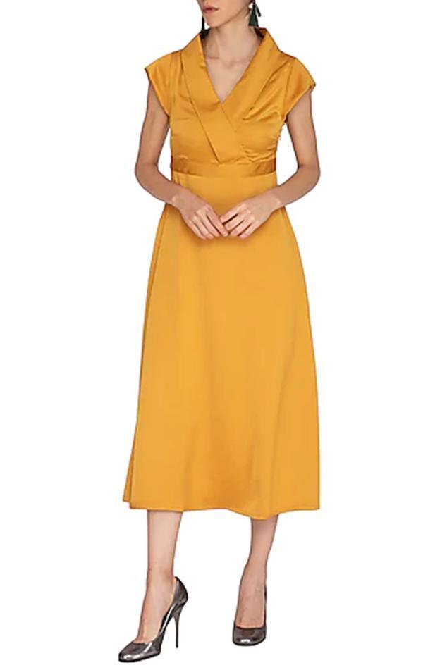 Cotton Rayon Dress