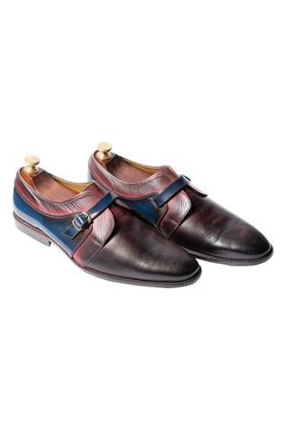 Handcrafted Monk Shoes