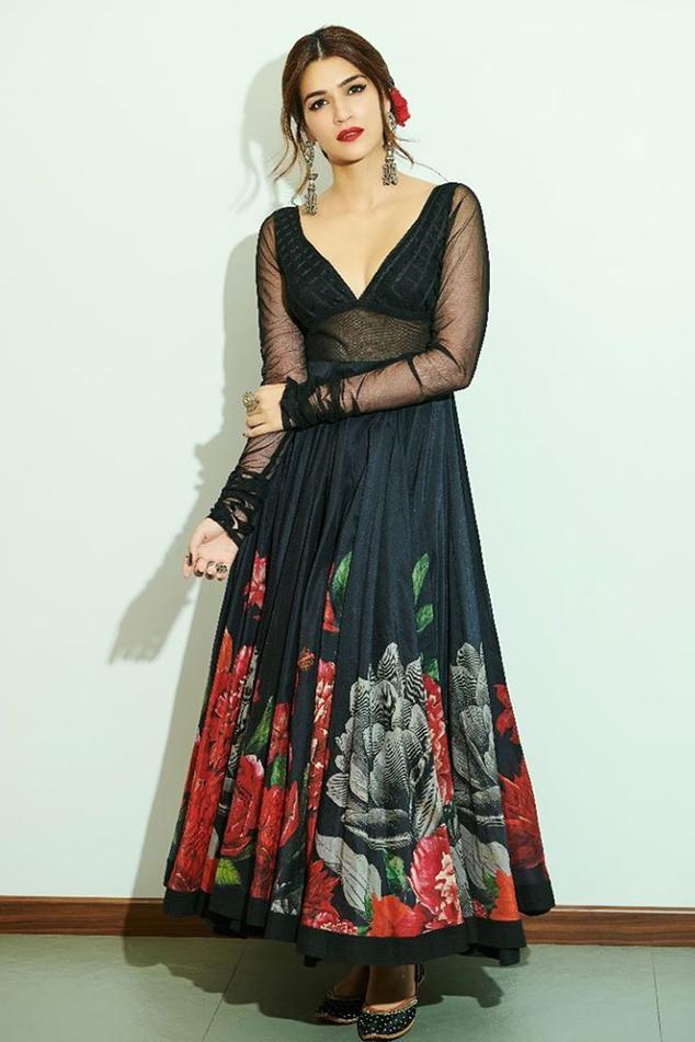 Chanderi Gown