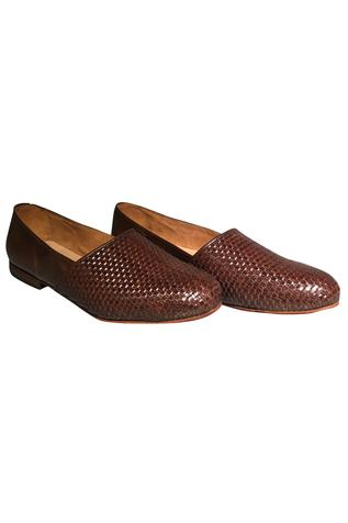 Classic Wooven Shoes