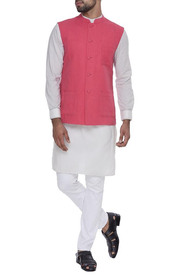 Cotton Nehru Jacket