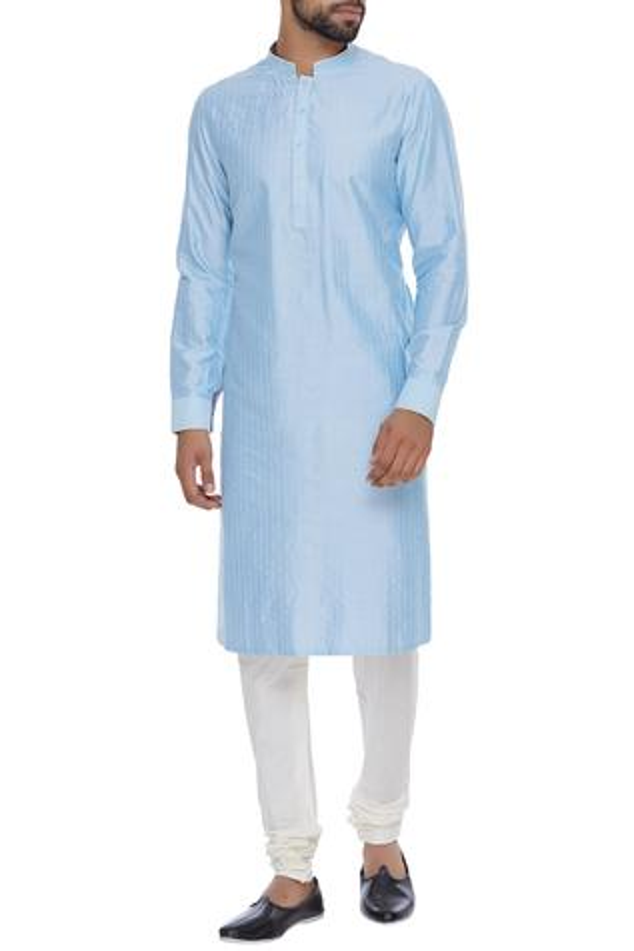Full sleeves kurta with churidar
