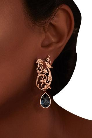Eina Ahluwala la rinascita earrings