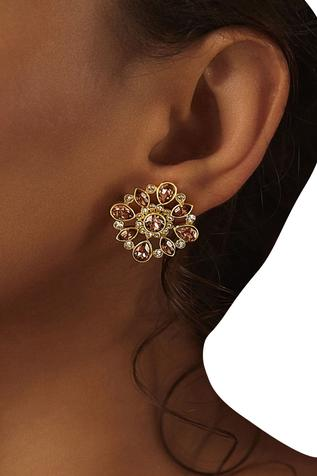 Suneet Varma enchanted forest stud earrings