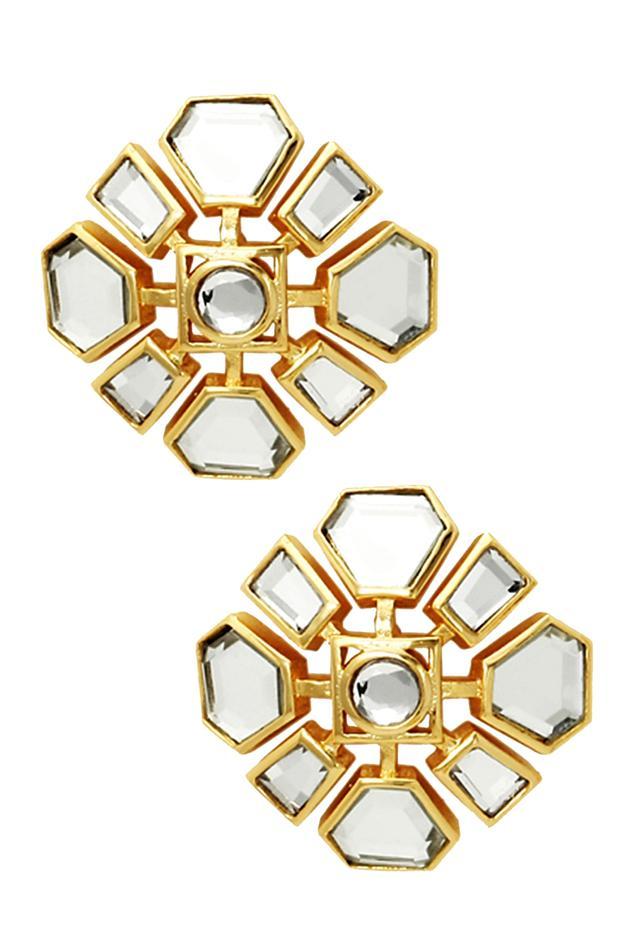 Mirror cluster earirngs