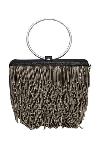 Beaded crossbody bag