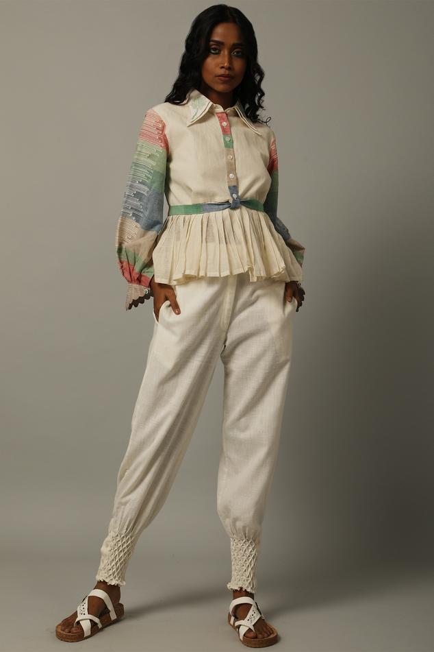 Handwoven Cotton Pants