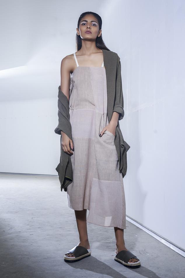 Organic Cotton Slip Dress