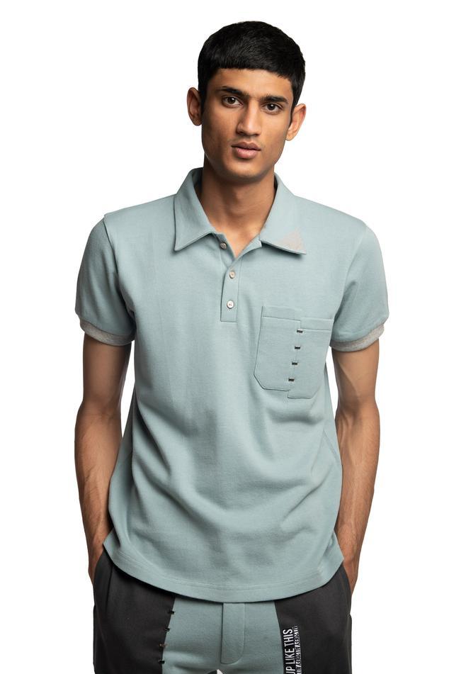 Terry Polo T-shirt
