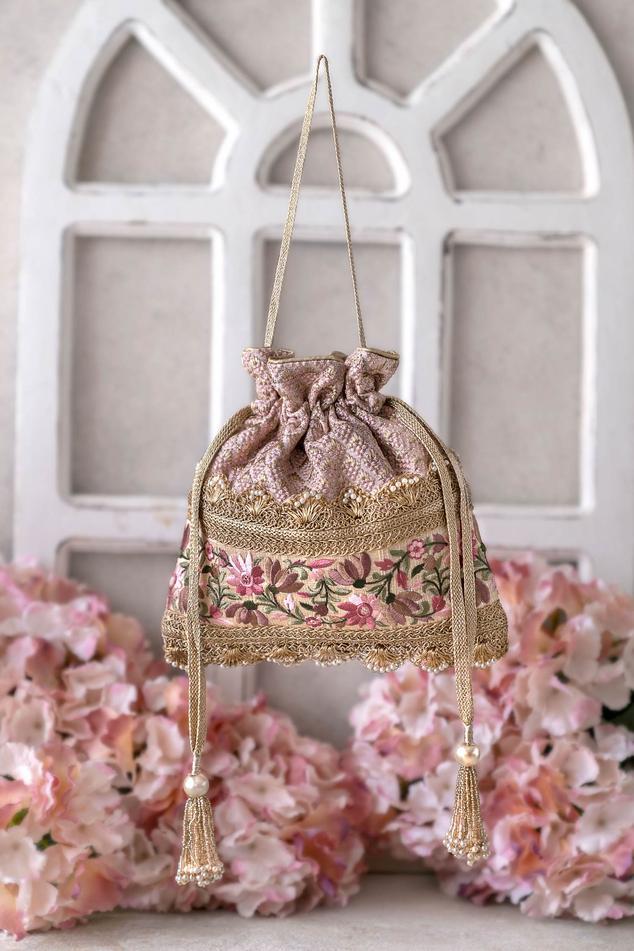 Serenade Handcrafted Potli Bag (Single Pc)
