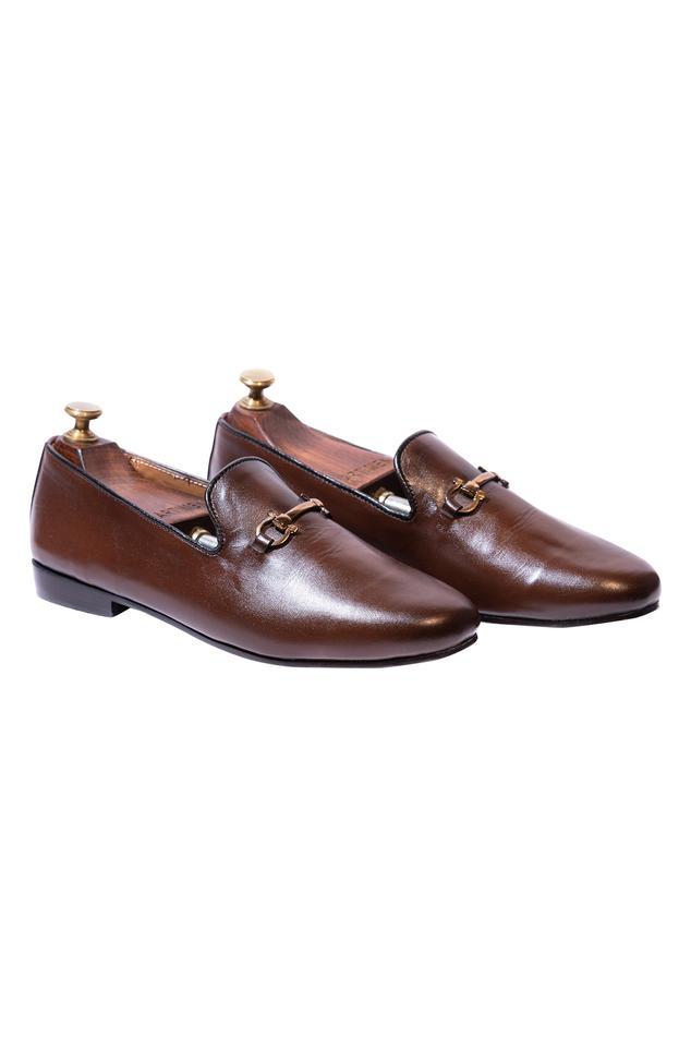 Handcrafted Horsebit Loafers