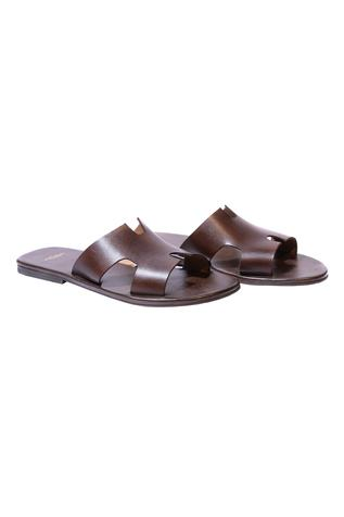 Handcrafted Cutout Sandals