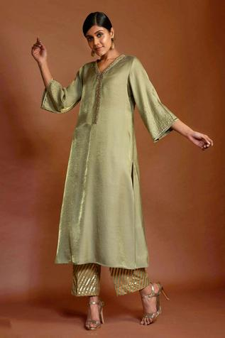 Hand Embroidered Tunic