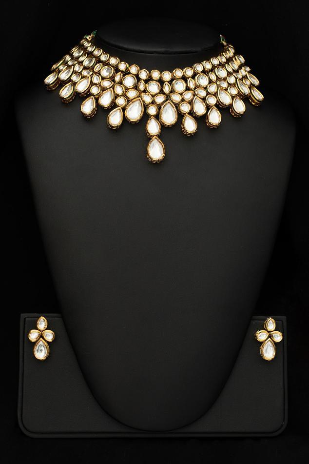 Kundan Necklace Set