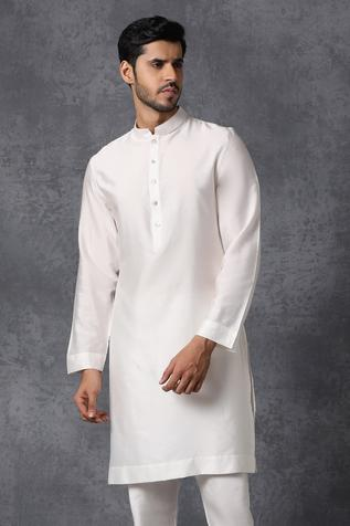 Cotton Kurta & Pant Set