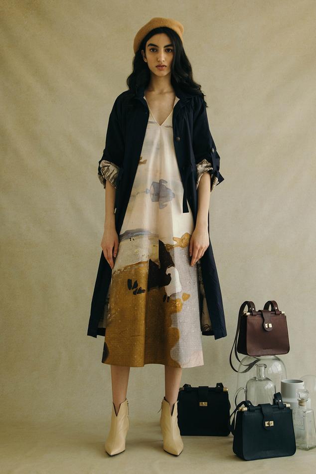 Long Cotton Jacket