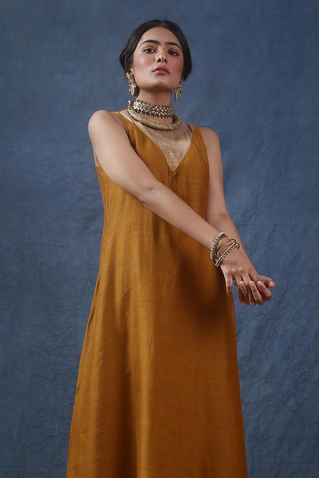 Silk Asymmetric Tunic