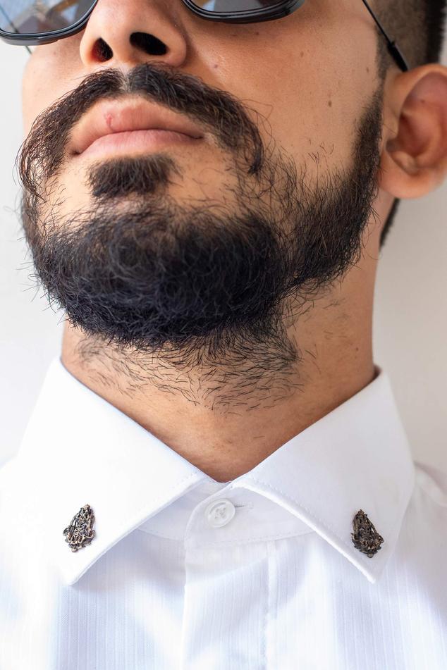 The Militades Collar Tips