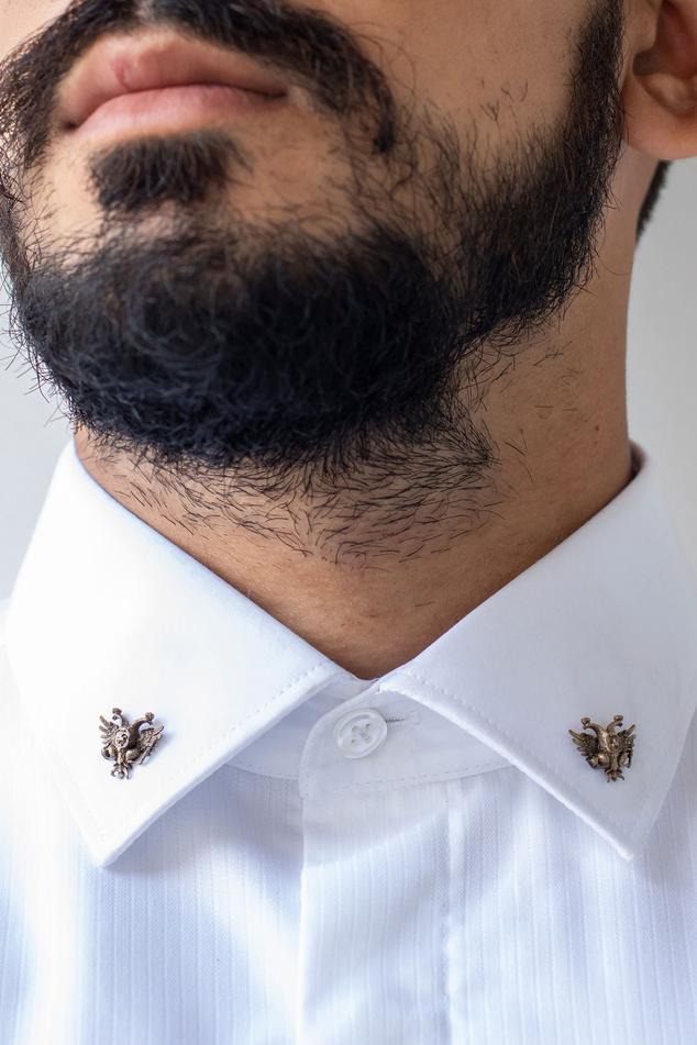 Rising Phoenix Collar Tips