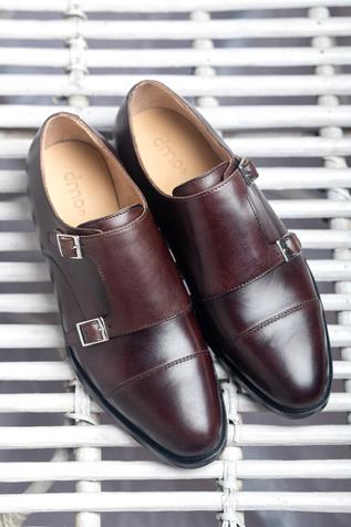 Handcrafted Double Strap Monks