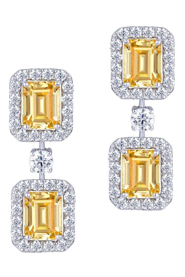 Geometric Crystal Danglers