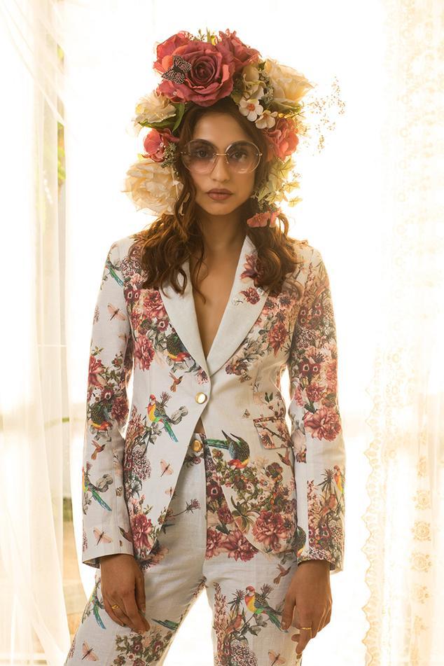 Cotton Linen Jacket